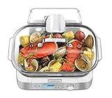 Cuisinart STM-1000W Cookfresh Digital Glass