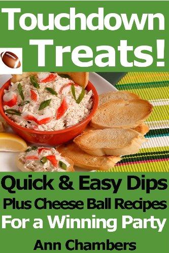 Touchdown Treats Cheese Recipes Winning ebook