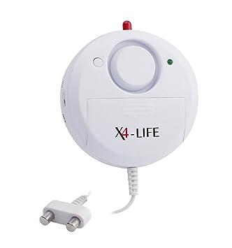 X4-TECH 701332 - Detector de agua (Batería, AAA, Alcalino)