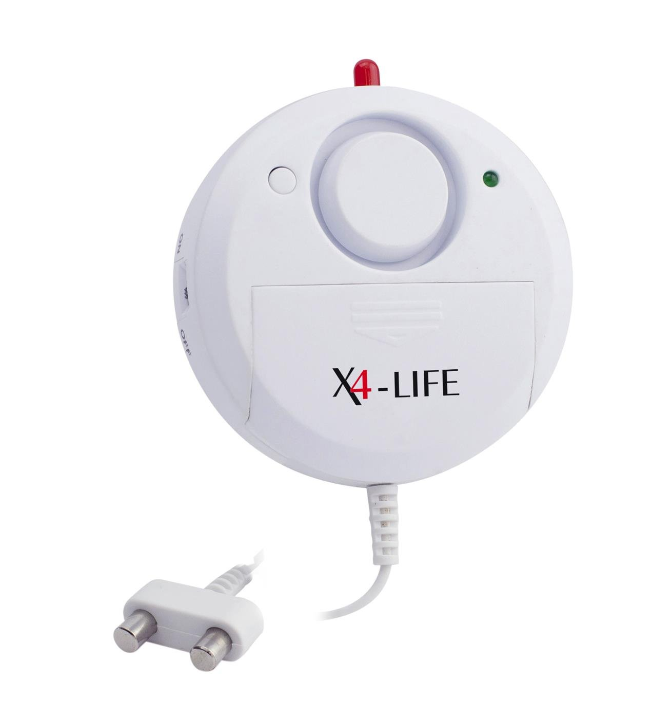 X4-LIFE 701332 120dB Color blanco timbre de - Alarma product image