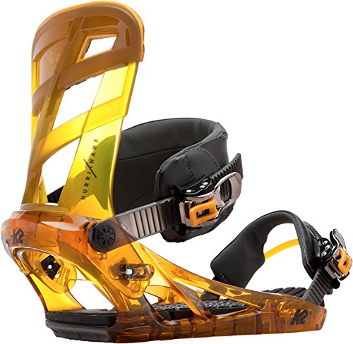 K2 SNOWBOARD BINDINGS HURRITHANE