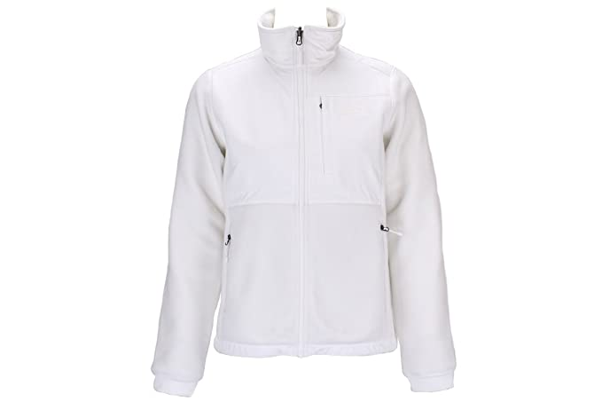 The North Face Women s Denali 2 Jacket TNF White (Prior Season) Small b3a700eff