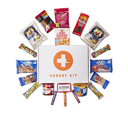 HANGRY KIT - College Kit - Perfect Care Package - Great Gift