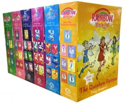Rainbow Magic Series Collection 42 Books Set (Colour for sale  Delivered anywhere in USA