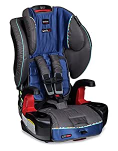Britax Frontier ClickTight G1.1 Harness-2-Booster Seat, Liberty Sapphire