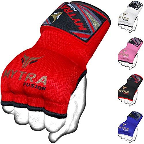 Mytra Fusion Kids Hybrid Boxing Inner Gloves Punching Boxing MMA Muay Thai Gym Workout Gel Inner Gloves