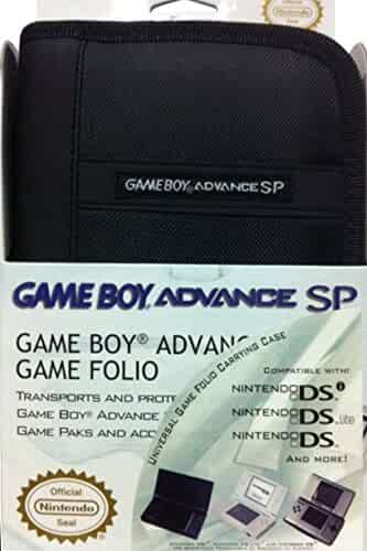 Amazon.com: Universal Game Boy Advance SP Game Folio