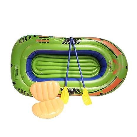 SS Boat Kayak Bote Inflable para Balsas, Pesca, Aire Libre ...