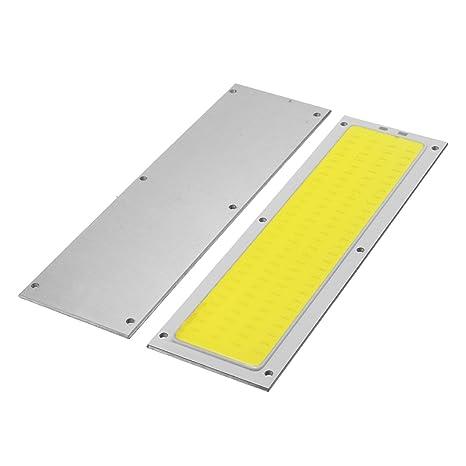 Chip Light Glisteny Cob Light Cob Smd Panel Led 2 Pack Lamp Bead Energy Saving High Brightness For Interior Reading Plate Light Roof Ceiling Diy