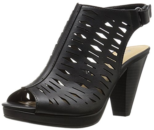 Chinese Burnished Wisdom CL Dress Black Sandal Women's by Laundry x44f5qOTn