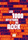1000 citations du rock par Guilleminot