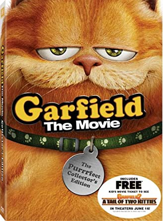 Amazon Com Garfield The Movie The Purrrfect Collector S Edition Peter Hewitt Bill Murray Breckin Meyer Jennifer Love Hewitt Stephen Tobolowsky Movies Tv