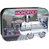 Monopoly Game Collector's Edition Embossed Tin