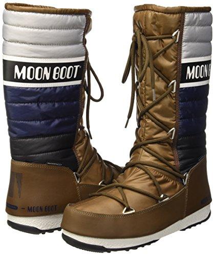 Adulto Stivali W Unisex Moon grigio Bronzo blu Quilted Boot e I6OCC5qYw