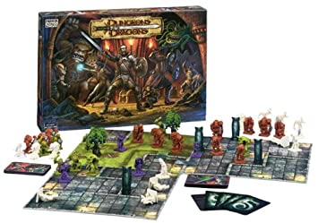 dungeons and games dragons board