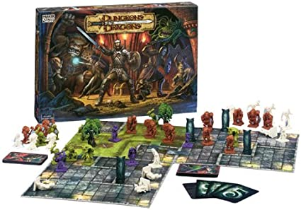 Hasbro Dungeons And Dragons Amazon Co Uk Toys Games