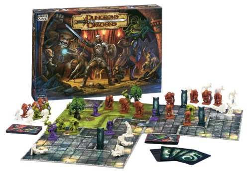 Dungeons and Dragons Brettspiel kaufen