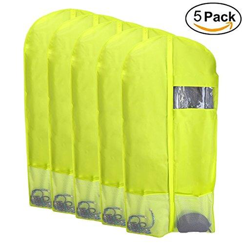 yellow garment bag - 3