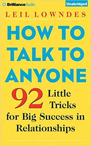 How to Talk to Anyone Summary