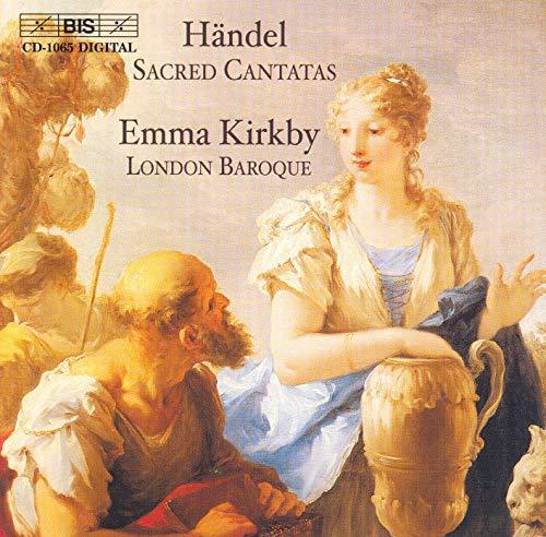 (Handel: Salve Regina / Trio Sonata in G Minor / Laudate Pueri)