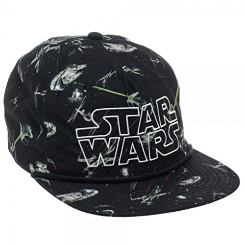 Star Wars Embossed Slouch Snapback
