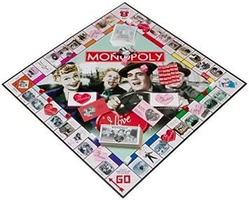 I Love Lucy 50th Anniversary Collectors Edition Monopoly Board Game by Monopoly: Amazon.es: Juguetes y juegos
