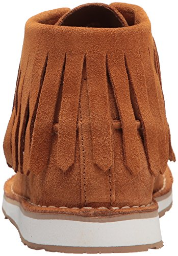 Ariat Women's Cruiser Fringe Work Boot Harvest Suede the cheapest cheap authentic outlet free shipping manchester great sale TCjFiS
