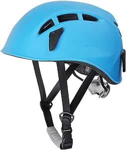 Wosiky Casco de Bicicleta de Escalada, monopatín, Casco de ...