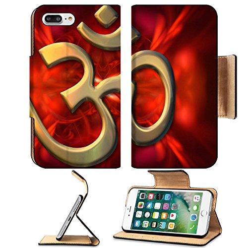 Luxlady Premium Apple iPhone 7 Plus Flip Pu Leather Wallet Case iPhone7...