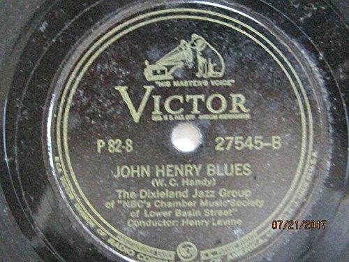 Careless Love (with Lena Horne) b/w John Henry Blues [VINYL 78 RPM]