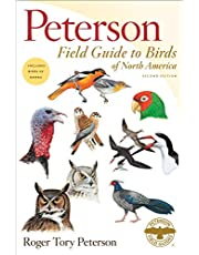 Peterson Field Guide to Birds of North America, Second Edition