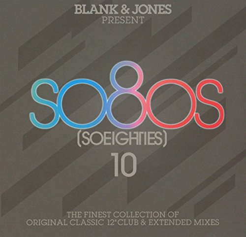 Blank & Jones - So80s (So Eighties) Vol. 5 [Compilation]/Compilation - Zortam Music