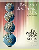 East and Southeast Asia 2018-2019 (World Today (Stryker))