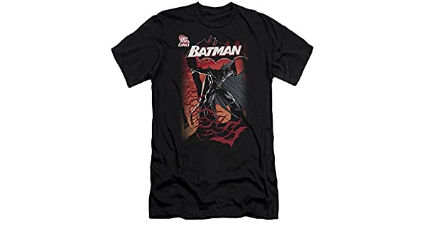 Batman #655 Cover Premium Adult Slim Fit T-Shirt