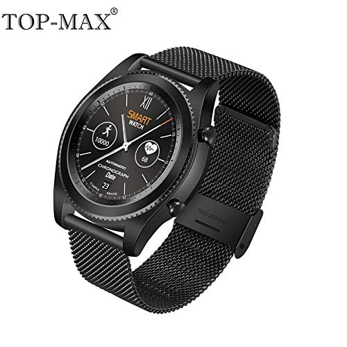 TOP-MAX no. 1 Smartwatch S9 Touch Smart Watch Bluetooth 4.0 ...