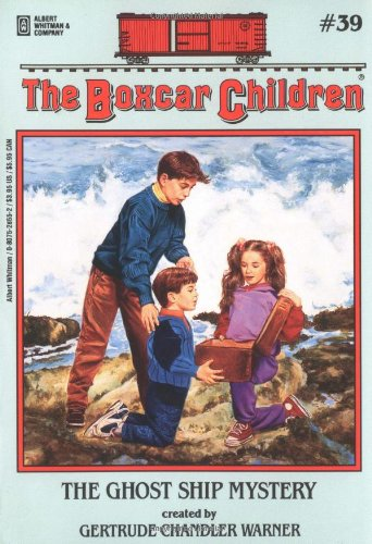 The Ghost Ship Mystery - Book #39 of the Boxcar Children