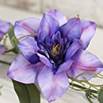 Factory-Direct-Craft-Elegant-and-Beautiful-Hues-of-Purple-Artificial-Clematis-Floral-Garland-for-Wedding-Decor-Spring-Arranging-and-Embellishing