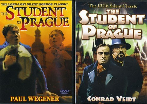 Student of Prague Collection (1913 & 1926 Versions) (Silent)