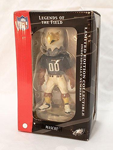 - Swoop Mascot Philadelphia Eagles Legends of the Field Bobble Head