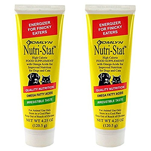 Tomlyn Nutri-Stat 4.25oz (pack of 2) (Cal Pet Supplement)