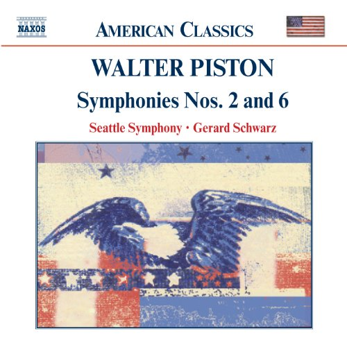 (Piston: Symphonies Nos. 2 and 6)