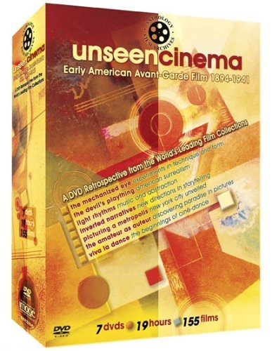 Unseen Cinema - Early American Avant Garde Film 1894-1941 by Image Entertainment/Filmmakers Showcase