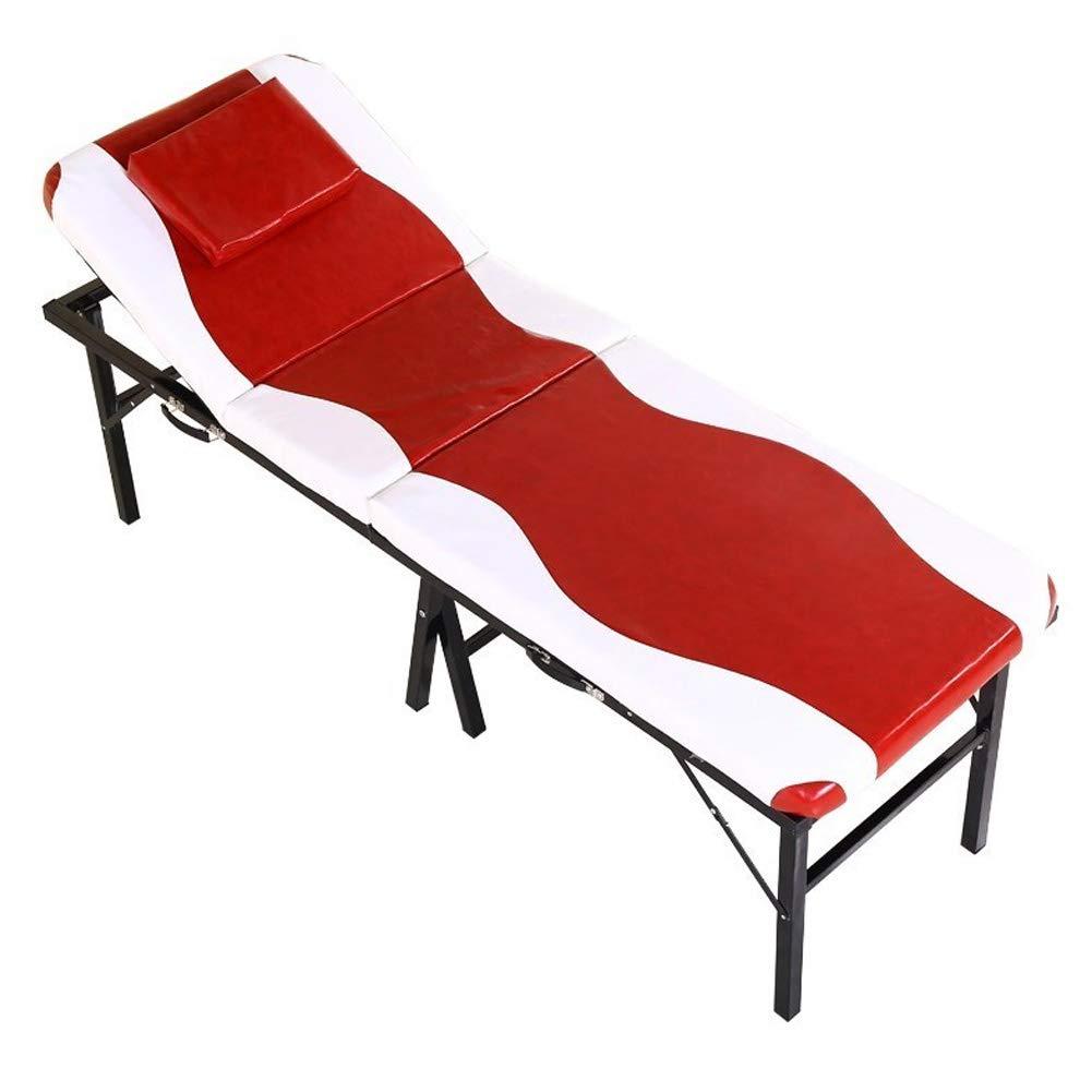 プロのマッサージベッド、折りたたみ式ポータブル美容テーブル/多機能スパ高級ソファ、タトゥー/レイキ B07TDGB5R9  185*70cm