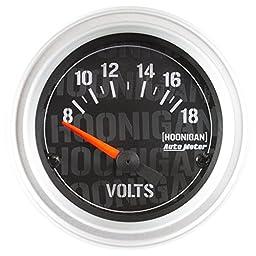 Auto Meter 439109000 Volt Gauge