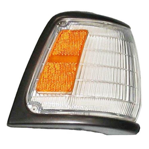 89 90 91 Toyota Truck (2wd Only) Passenger Cornerlamp Cornerlight (with Black Trim) NEW 81610-89176 TO2521123