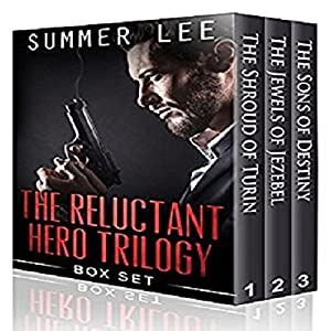 The Reluctant Hero: The Complete Trilogy Audiobook