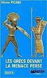 Les Grecs devant la menace perse par Picard
