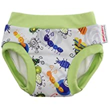 Blueberry Daytime Trainers Daytime Potty Training Pants (Bugs, Medium)