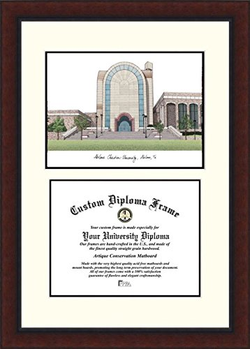Campus Images ''Abilene Christian University Legacy Scholar'' Frame, 8.5'' x 11'' by Campus Images