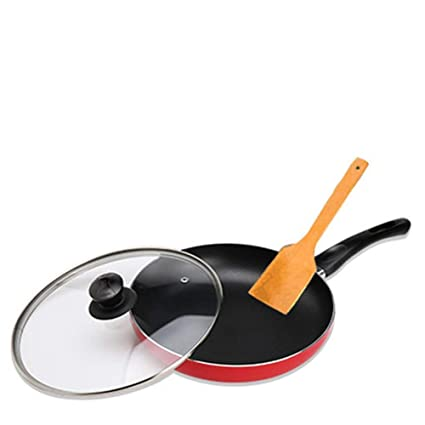 DWUN Sartenes antiadherentes Sartén Antiadherente sin Humo Filete de Cocina Sartén Cocina de inducción General Omelette